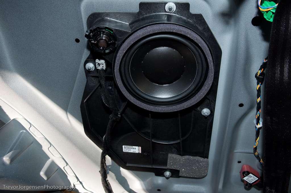 volvo s40 dynaudio system