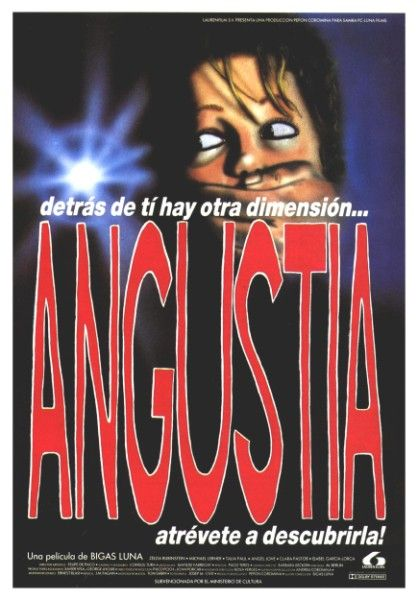 angustia418x600 Bigas Luna   Angustia AKA Anguish (1987)