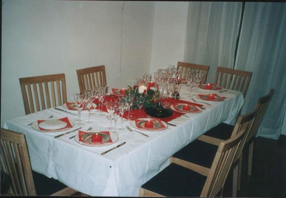 Tavole natalizie agg con idee e spunti cuciniamo for Foto tavole natalizie