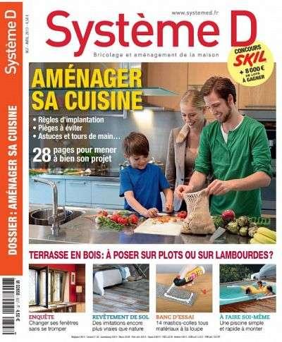 Système D N°807 Avril 2013