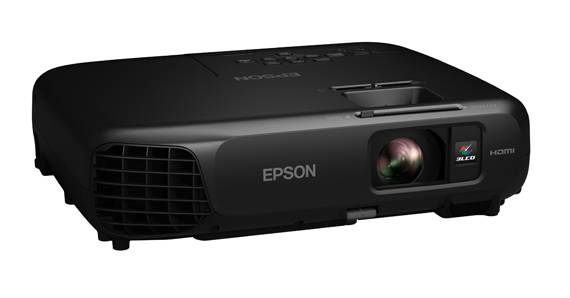 Projetor Epson PowerElite S18+ Multimidia - 3000 l