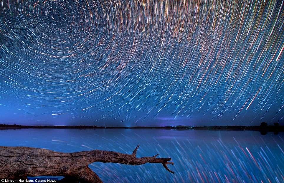 noticias Australia: sorprendentes fotos del cielo nocturno