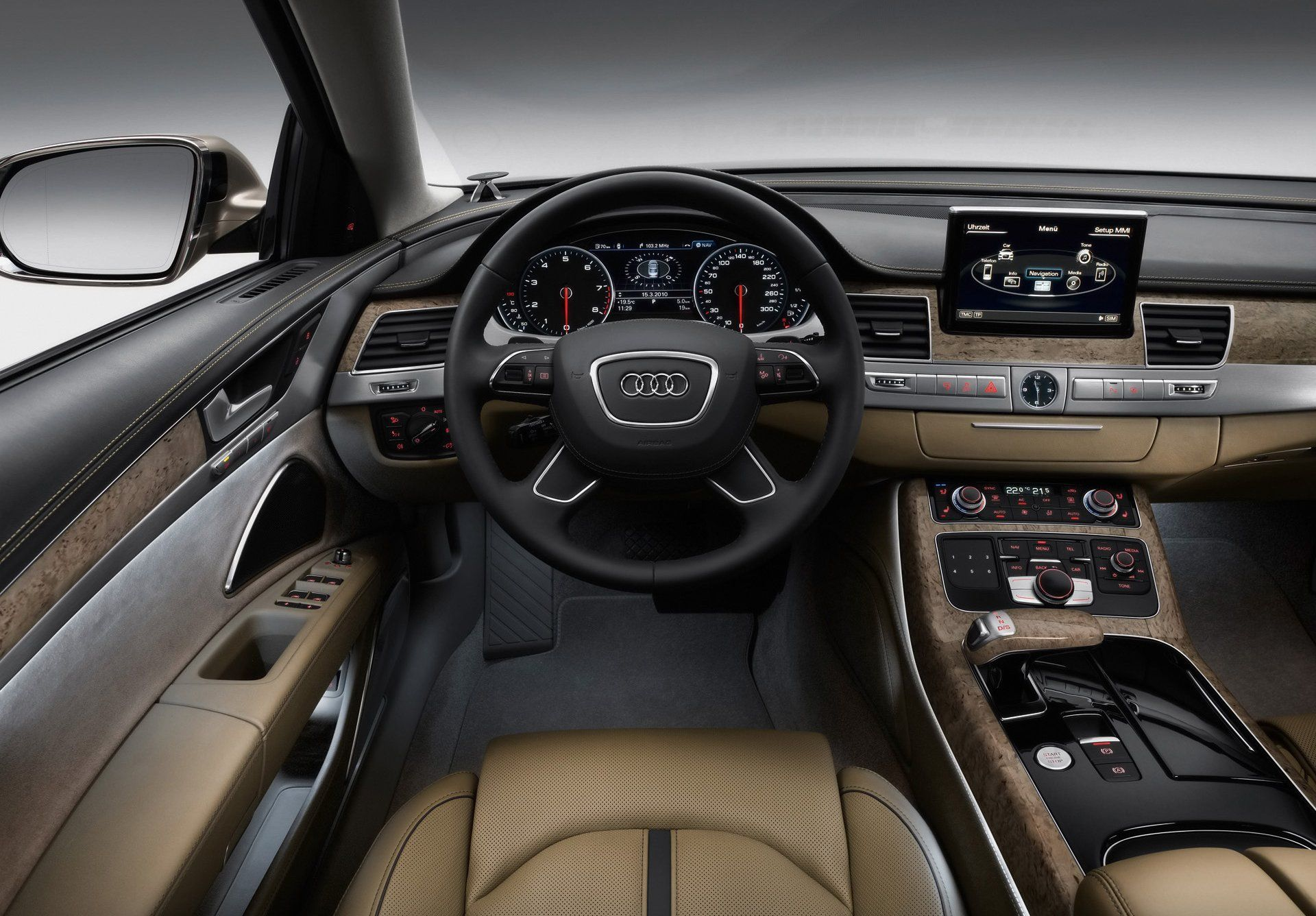 Audi A8 L W12  Only cars and cars