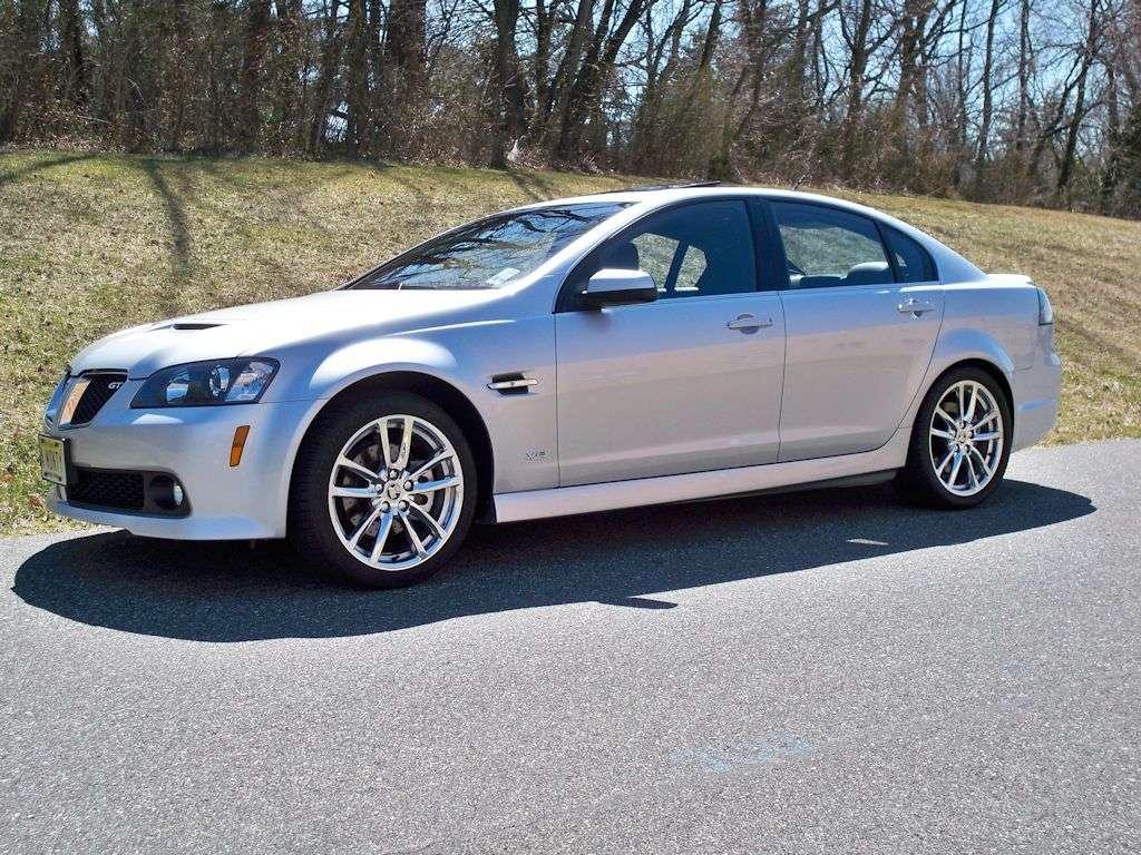 Chevy Ss Wheels On My G8 Pontiac G8 Forum G8 Forums
