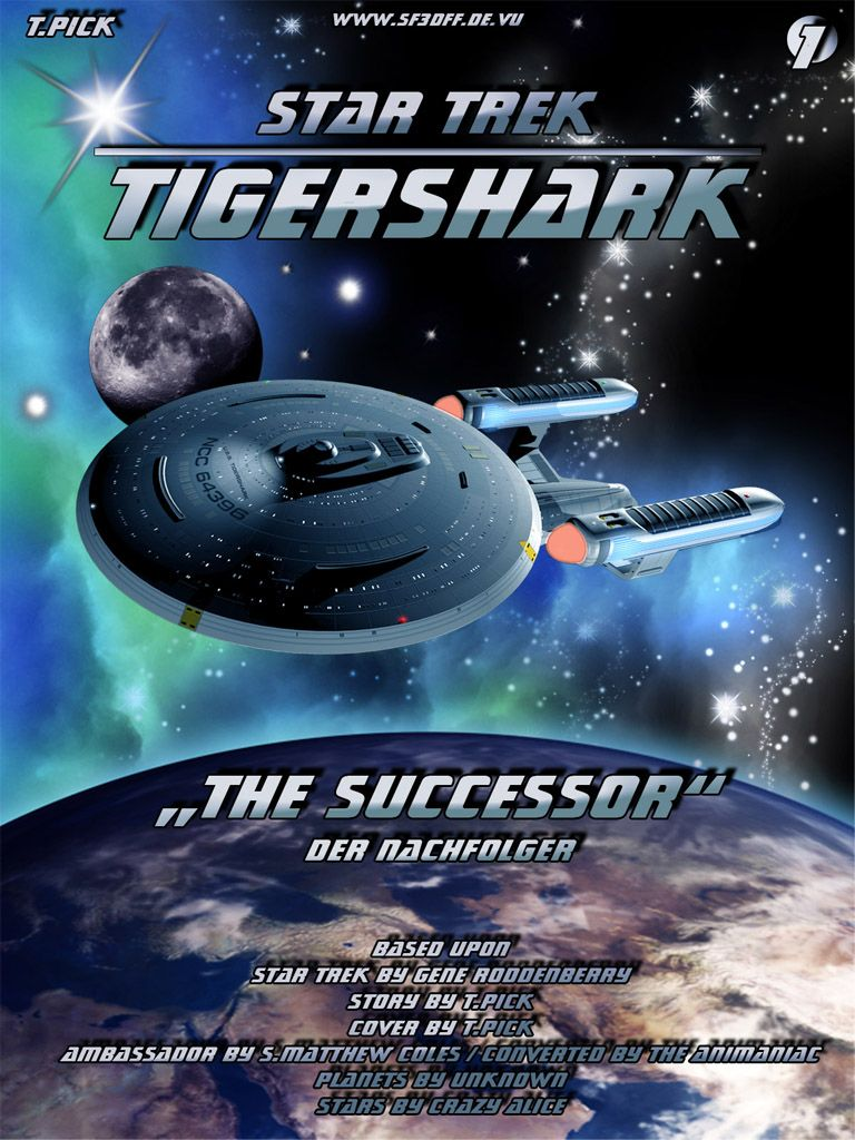Star Trek: Tigershark 01 - The Successor (Der Nachfolger)