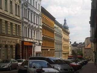 Wien - Bečke ulice