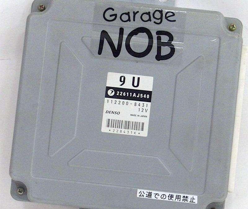 NOB Garage stage 1 ECU Subaru Forester SG9 STI Ej255