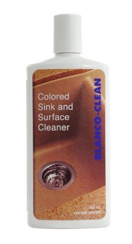 Details about Blanco 406203 BlancoClean Silgranit II Sink Cleaner