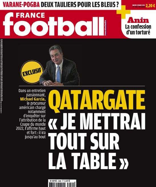 FRANCE football Mardi 12 Mars 2013