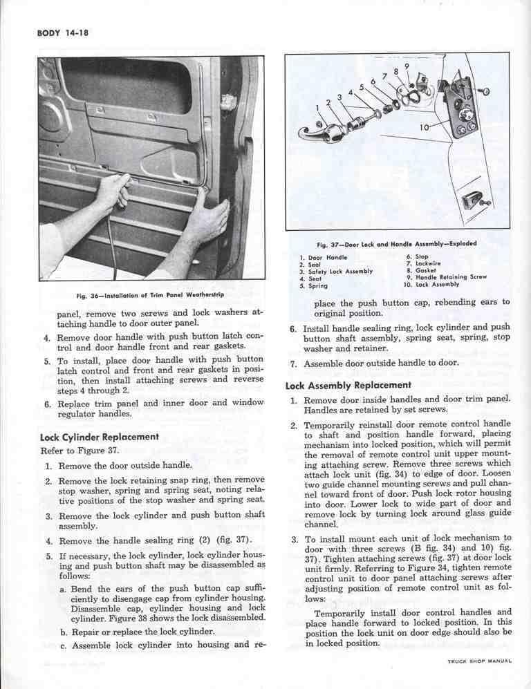 Replacing Door Windows And Regulators 66 C10 The 1947 Present Chevrolet Gmc Truck Message Board Network
