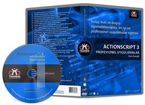 Actionscript 3 Profesyonel Uygulamalar Seti