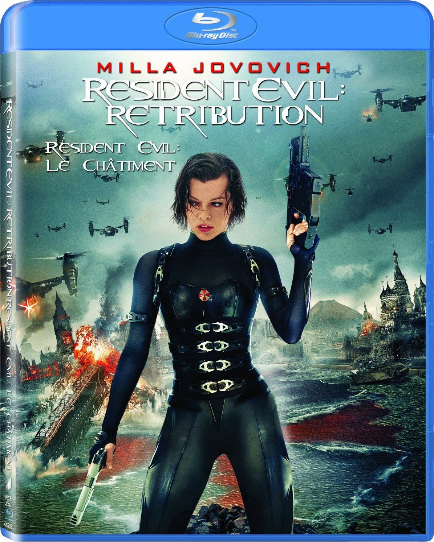Resident evil retribution movie review youtube.
